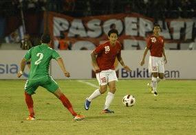 Indonesia Vs Palestina 4-1