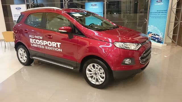 Xe Ford Ecosport 1.5 AT Titanium