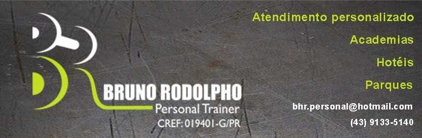 Bruno Rodolpho - Personal Trainer
