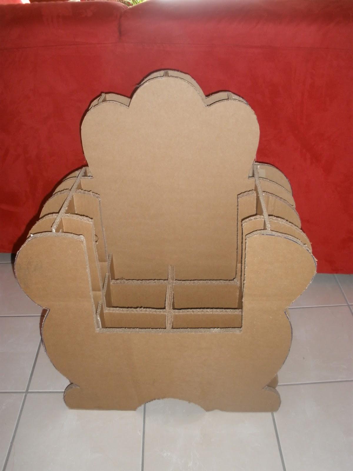 ces temps carton les fauteuils. Black Bedroom Furniture Sets. Home Design Ideas