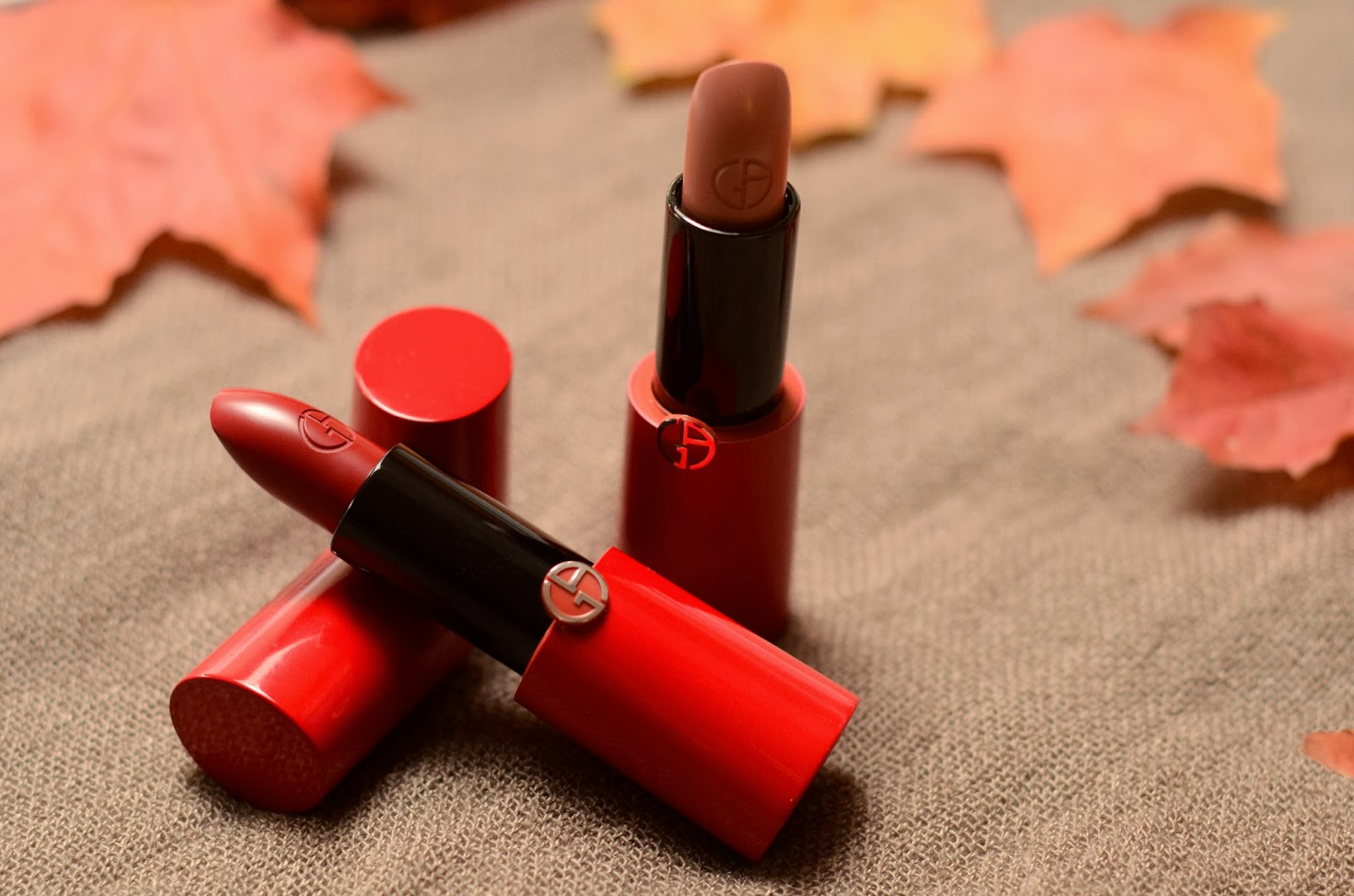 Scatterbrained Blogging Cc Lipstick Yes Armani Have Made It A Thing