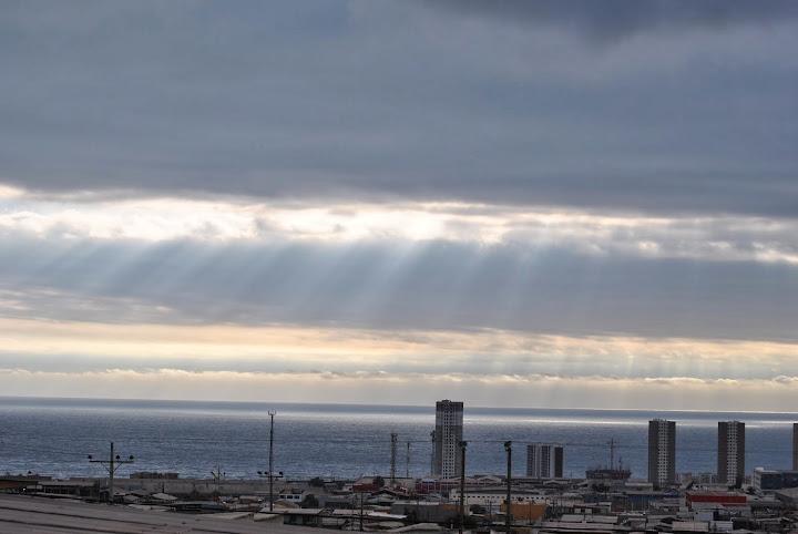 Tarde en Antofagasta