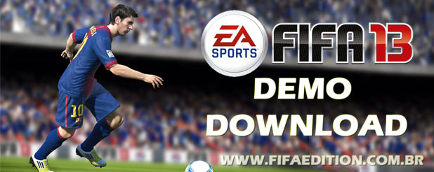 FIFA 13 Download Demo EA Sports Origin