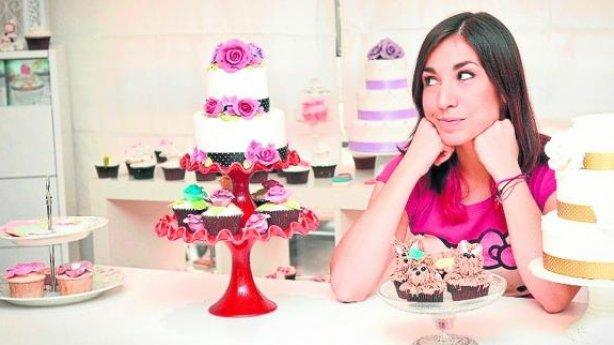 Alice 39 s sweet cakes mis cursos de tartas con alma obreg n - Videos de alma obregon ...