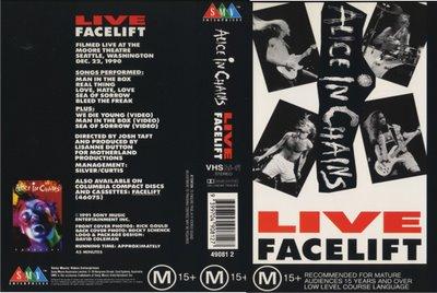Alice In Chains  Facelift Vinyl LP Album at Discogs