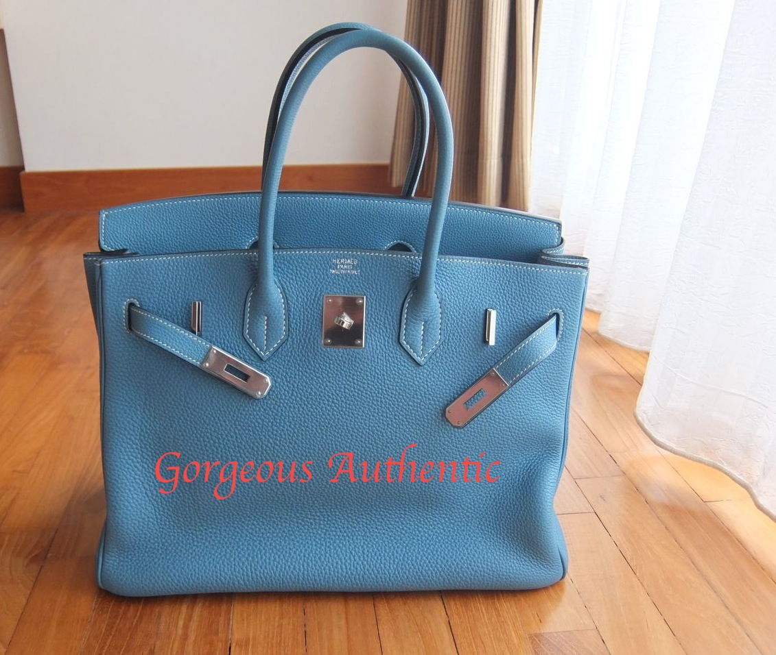 hermes birkins for sale - Gorgeous Authentic Handbags: SOLD ~ Everlasting Classic Birkin 35 ...