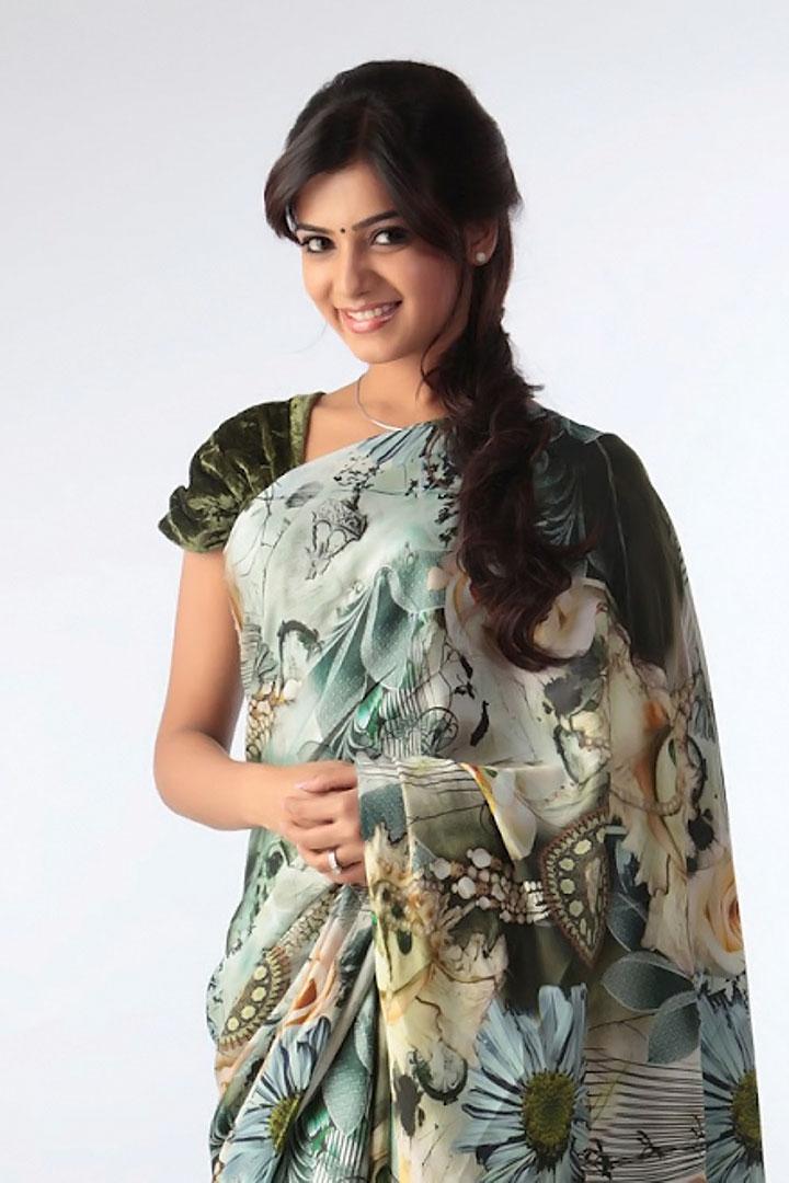 Samanta Saree PhotoShoot Photos