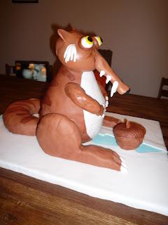 Scrat-Torte
