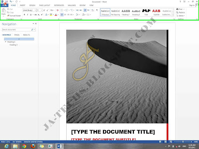 Creating PDF File Tutorial - Step 3
