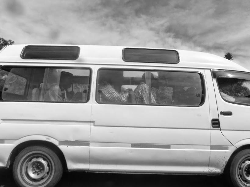 CA _taxi mini bus_ bulawayo - ZIMBABWE