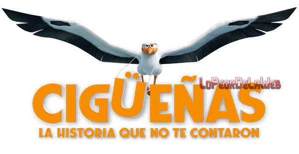Cigüeñas La Historia que no te Contaron 720p Latino (2016)