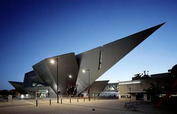 The Denver Art Museum (DAM) Colorado