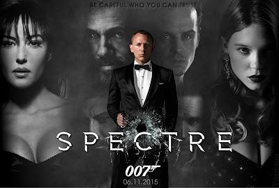 Spectre Movie 2015