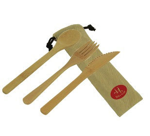 Bamboo Eating Utensils1