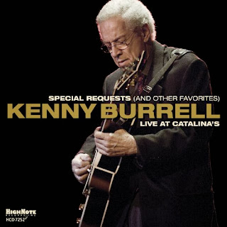 KENNY BURRELL:  SPECIAL REQUESTS
