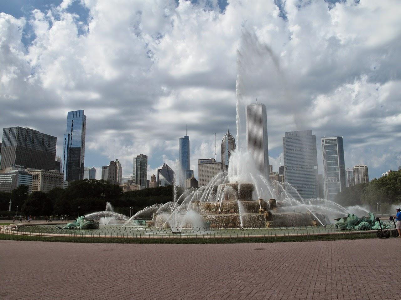 Milleum Park Chicago