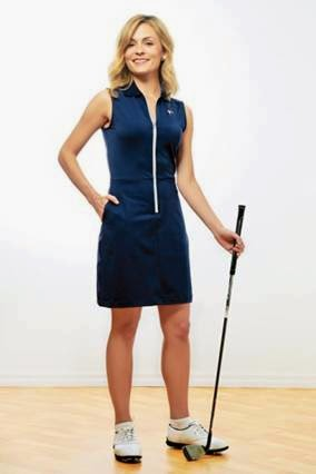 Catherine Wingate Women&-39-s Golf Apparel - Fashion Blog by Apparel ...
