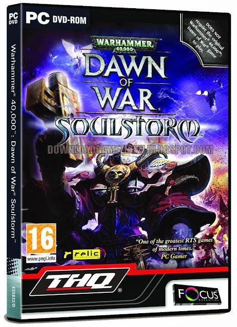 Download Full Free PC Version Games: Warhammer 40K Dawn of ...