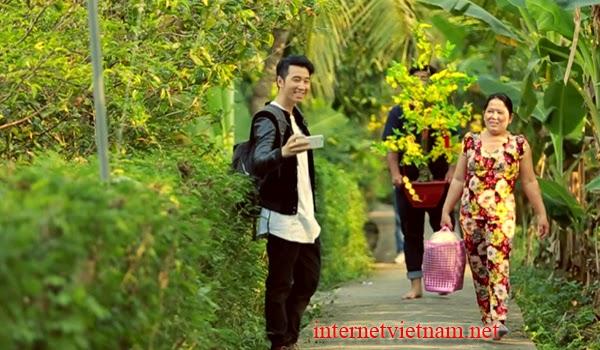 Vui Đón Tết Cùng Internet Việt Nam 2