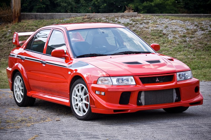 Show Or Display: 2000 Mitsubishi Lancer Evolution Tommi Makinen Edition RD- RHD - Not Approved