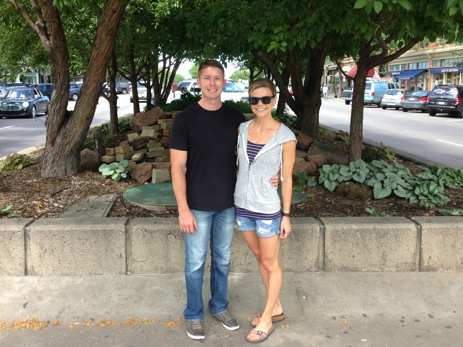 Wyoming Road Trip, Fort Collins Colorado, Old Town Fort Collins