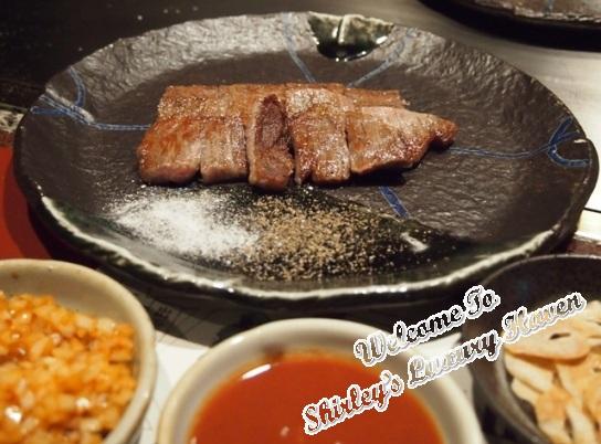 ginza hama steak house matsusaka ushi