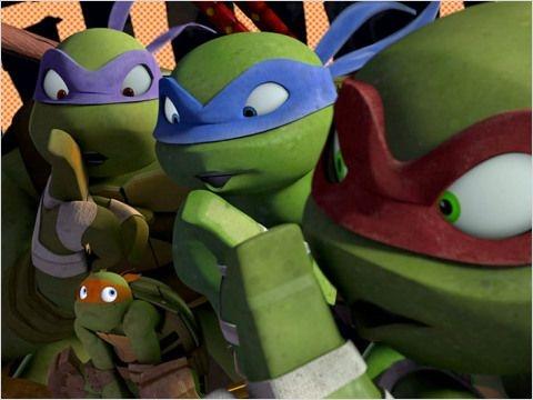 Chroniques en s rie les tortues ninja sont de retour en - Mechant tortue ninja ...