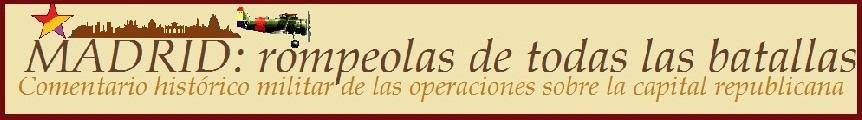 Madrid: Rompeolas de todas las batallas