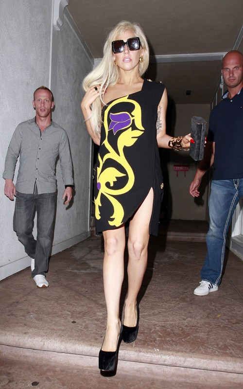 Is Lady GaGa Abandoning Her Over-The-Top Outfits?!
