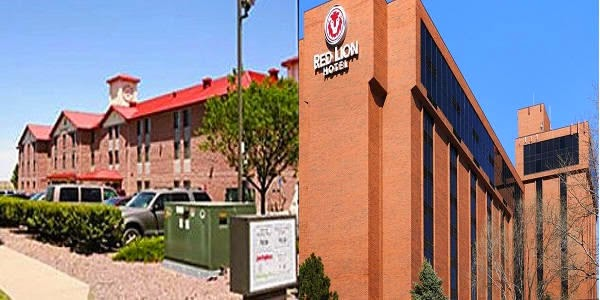 Red Lion Hotels in Arizona and Colorado
