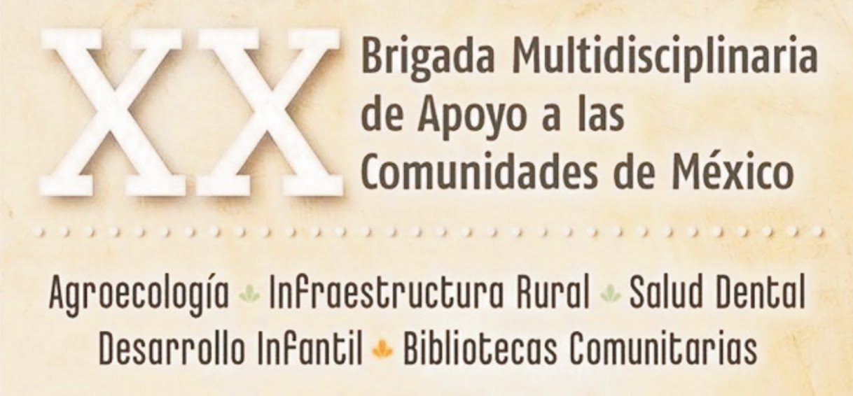 Brigada Multidisciplinaria de Apoyo a las Comunidades de México