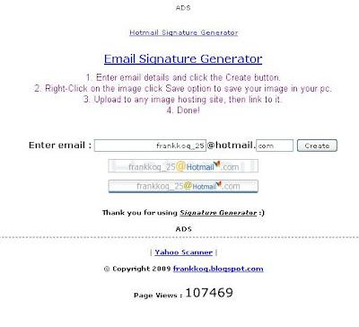 Script generador de imagen de correo para tu web Generador-de-correo