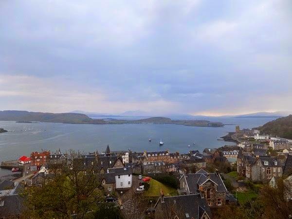 écosse scotland highlands oban