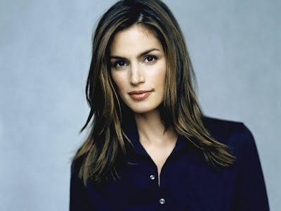 Cindy Crawford Beautiful Wallpaper
