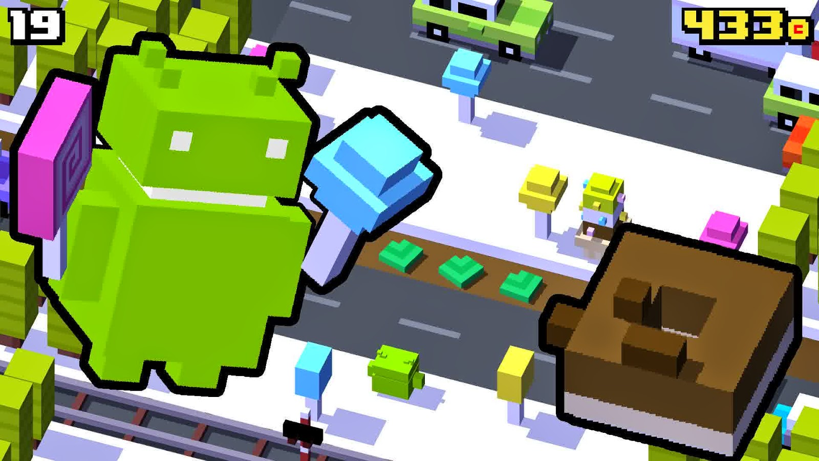 Download Game Crossy Road APK