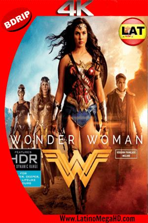 Mujer Maravilla (2017) Latino Ultra HD BDRip 4K 2160p ()