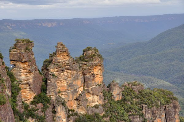 Cliche Three Sisters Blue Mountains