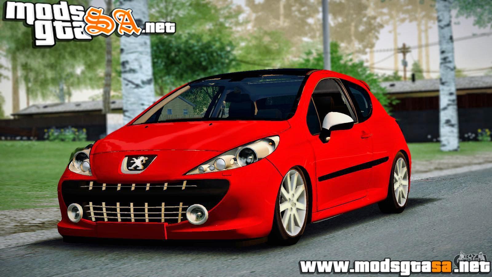 SA - Peugeot 207