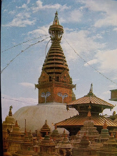 Postales de Nepal