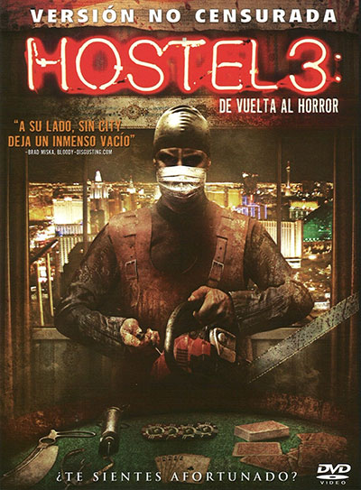 Hostel 3: De Vuelta al Horror (2011) – Latino Online
