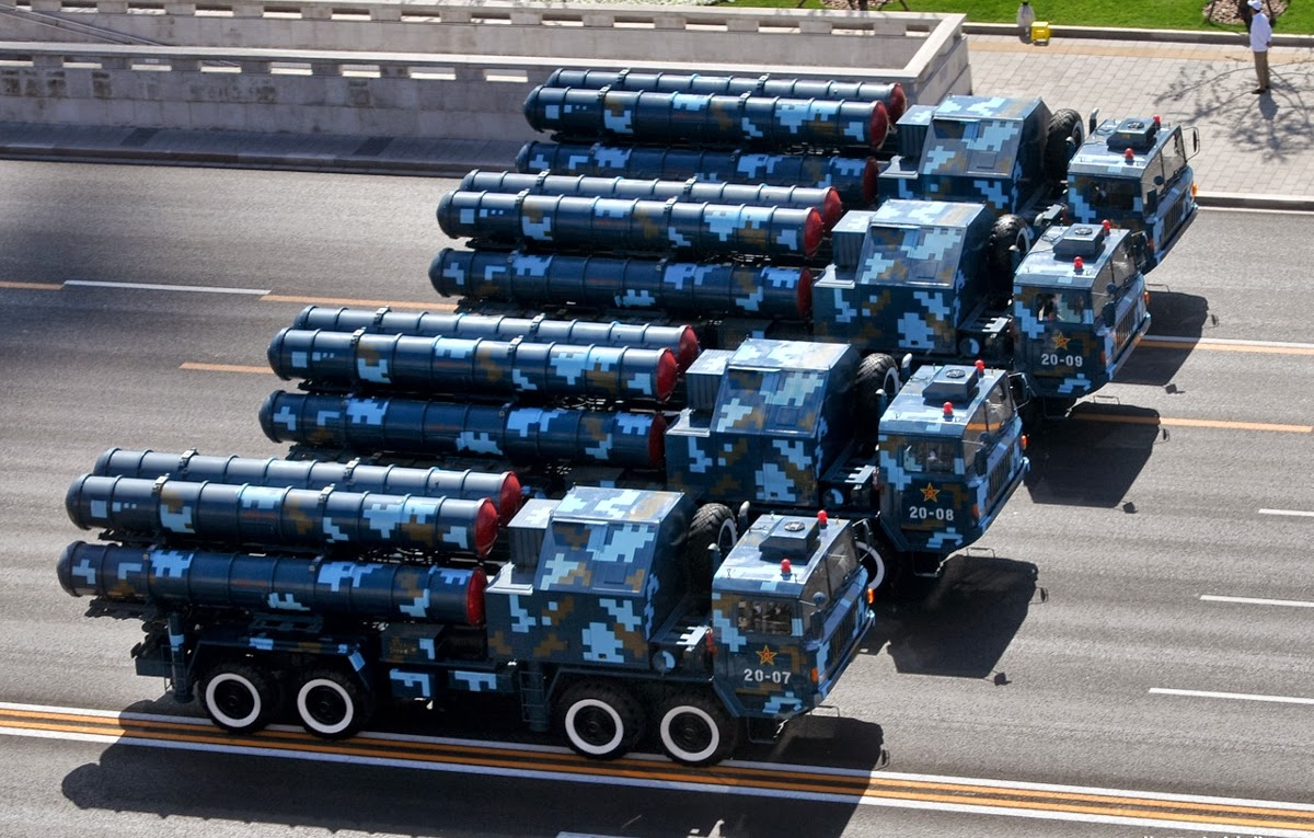 نظام الدفاع الجوى HQ-9 الى  تركمانستان وأوزبكستان  HQ-9