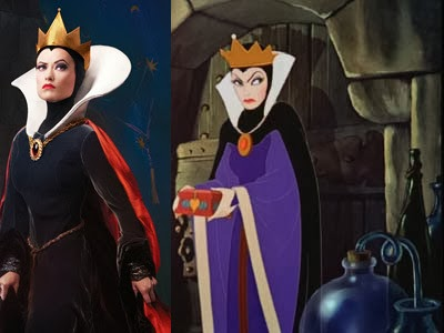 Olivia Wilde Evil Queen animatedfilmreviews.filminspector.com