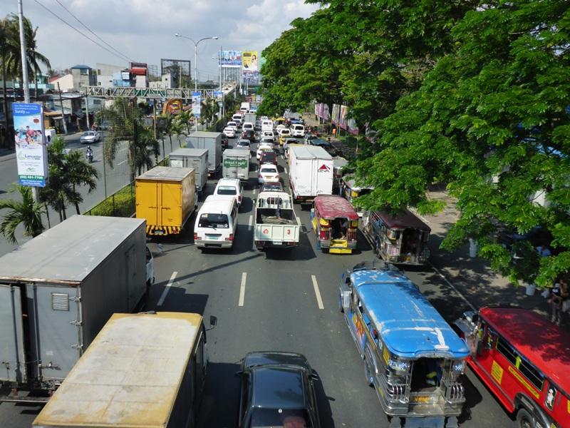 Verkeer in Manila