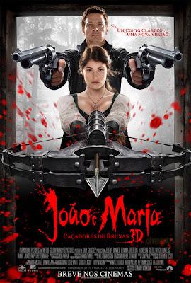 Assistir Online Filme João e Maria - Caçadores de Bruxas Dublado