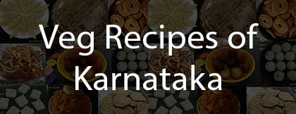 Veg Recipes of Karnataka