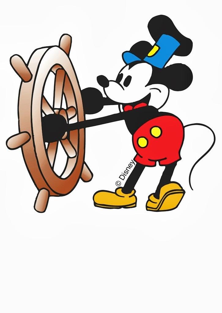 Disney Junior Drucken und Ausmalen - Micky Maus  - Malvorlagen Maus Kostenlos