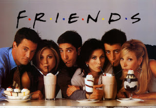 friends comparisn