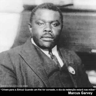 Marcus Garvey, a historia de um heroi jamaicano