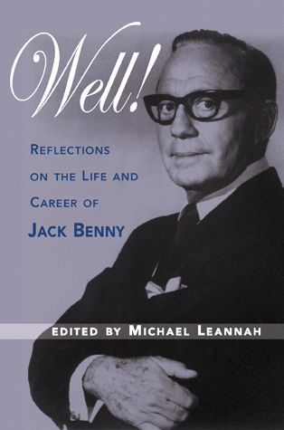 jack benny essays In the early 1930s, more than 60 years before seinfeld, there was jack benny his was the first show about nothing he had wacky neighbors who showed up randomly he.