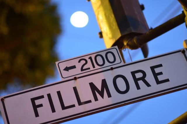 Filmore Street em San Francisco